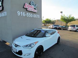 2013 Hyundai Veloster w/Black Int Sacramento, CA