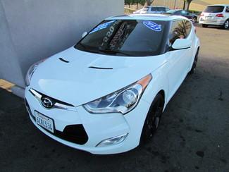 2013 Hyundai Veloster w/Black Int Sacramento, CA 2