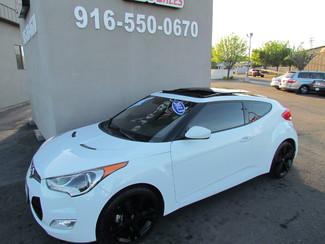 2013 Hyundai Veloster w/Black Int Sacramento, CA 21