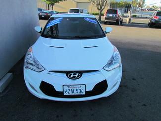 2013 Hyundai Veloster w/Black Int Sacramento, CA 4