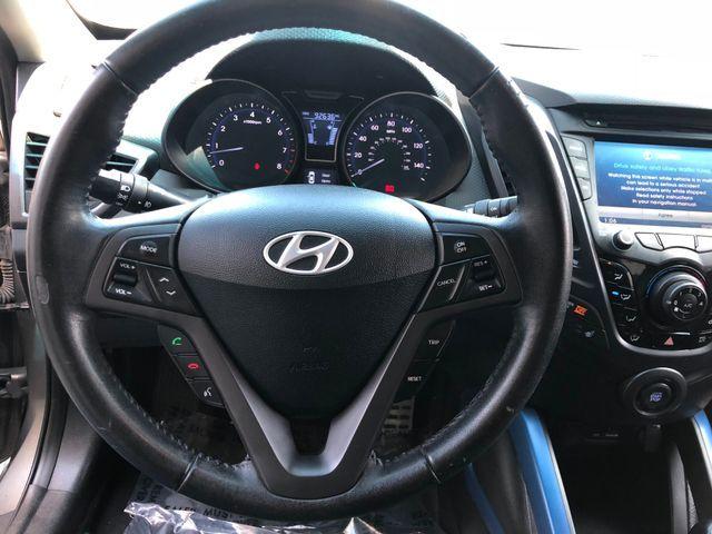 2013 Hyundai Veloster Turbo w/Blue Int Sterling, Virginia 17