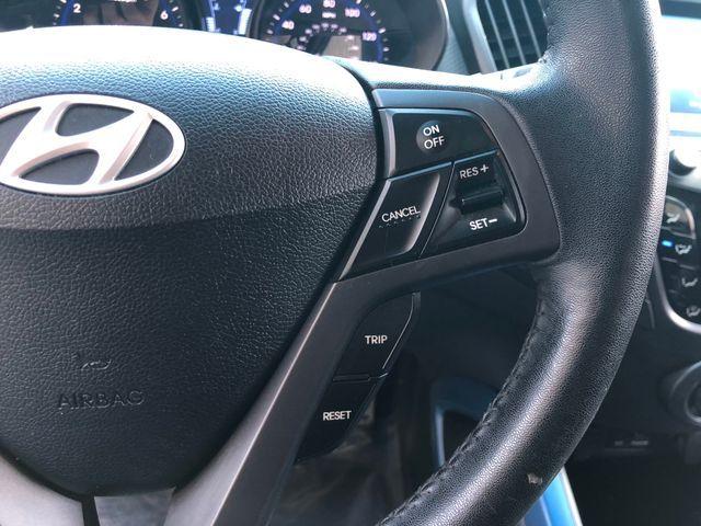 2013 Hyundai Veloster Turbo w/Blue Int Sterling, Virginia 19