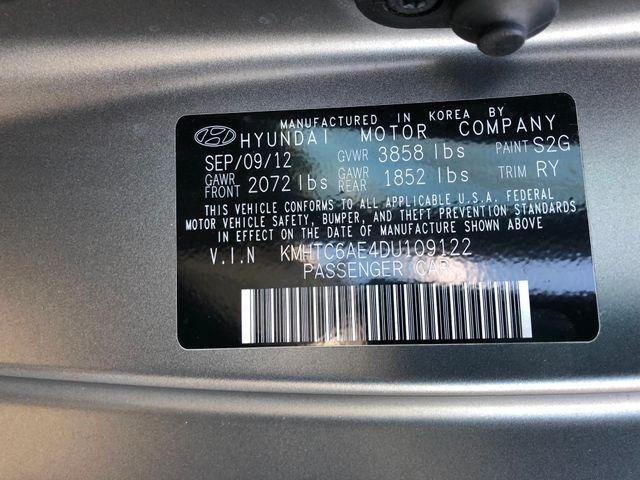 2013 Hyundai Veloster Turbo w/Blue Int Sterling, Virginia 30
