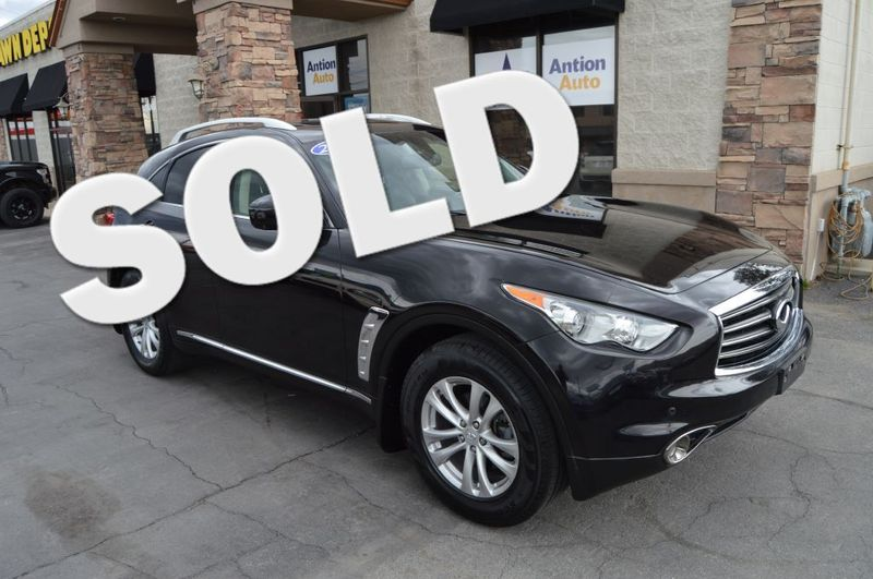 2013 Infiniti FX37  | Bountiful, UT | Antion Auto in Bountiful UT