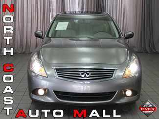 2013 Infiniti G37 Sedan in Akron, OH