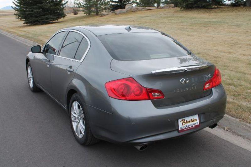 2013 Infiniti G37 Sedan x  city MT  Bleskin Motor Company   in Great Falls, MT