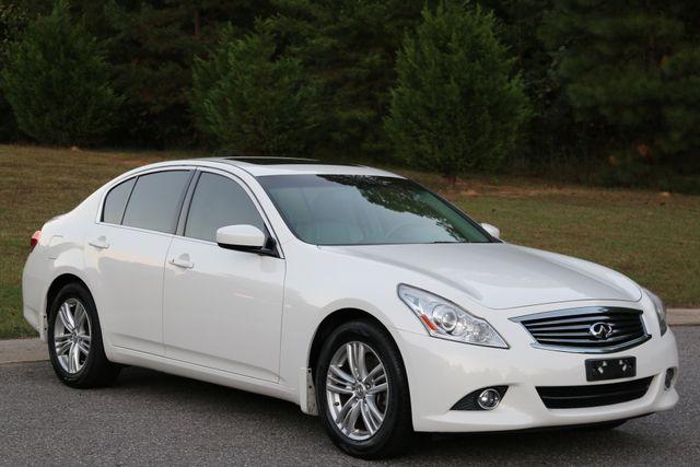 2013 Infiniti G37 Sedan x Mooresville, North Carolina 0