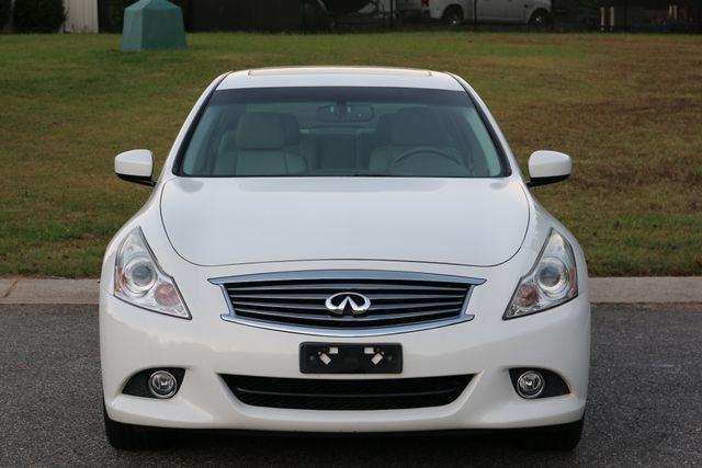 2013 Infiniti G37 Sedan x Mooresville, North Carolina 1
