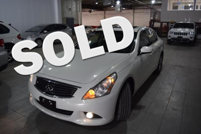2013 Infiniti G37 Sedan x Richmond Hill, New York 0