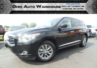 2013 Infiniti JX35 AWD Navi Tv/DVD Sunroof 1-Owner We Finance | Canton, Ohio | Ohio Auto Warehouse LLC in  Ohio