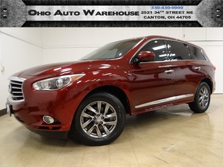 2013 Infiniti JX35 AWD Navi Tv/DVD Sunroof Cln Carfax We Finance in  Ohio
