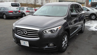 2013 Infiniti JX35 AWD East Haven, CT