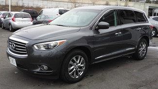 2013 Infiniti JX35 AWD East Haven, CT 1