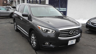 2013 Infiniti JX35 AWD East Haven, CT 3