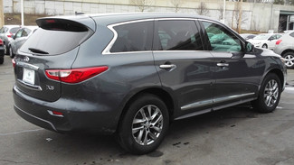 2013 Infiniti JX35 AWD East Haven, CT 38