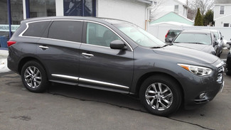 2013 Infiniti JX35 AWD East Haven, CT 4
