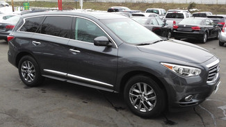 2013 Infiniti JX35 AWD East Haven, CT 39