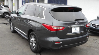 2013 Infiniti JX35 AWD East Haven, CT 40