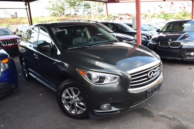 2013 Infiniti JX35 AWD 4dr Richmond Hill, New York 1