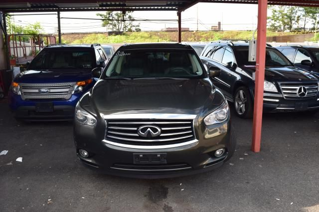 2013 Infiniti JX35 AWD 4dr Richmond Hill, New York 2