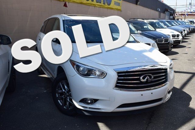 2013 Infiniti JX35 Base Richmond Hill, New York 0