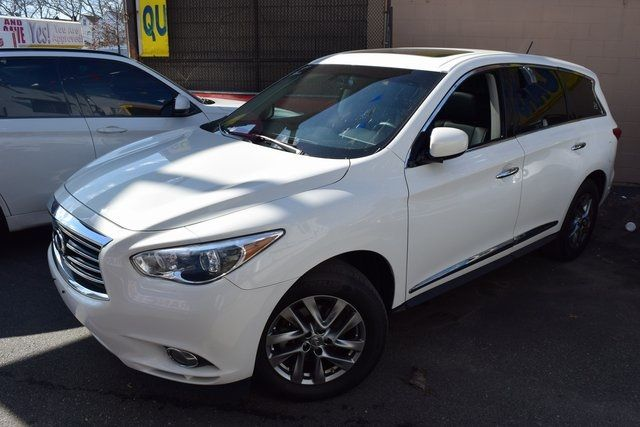 2013 Infiniti JX35 Base Richmond Hill, New York 1