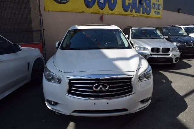 2013 Infiniti JX35 Base Richmond Hill, New York 2