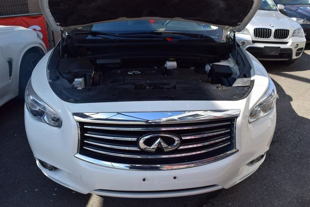 2013 Infiniti JX35 Base Richmond Hill, New York 3