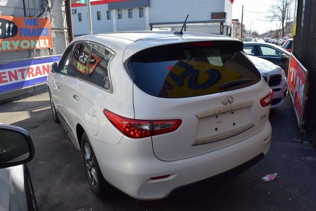 2013 Infiniti JX35 Base Richmond Hill, New York 9