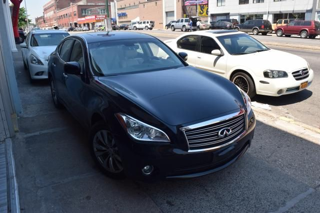 2013 Infiniti M37 4dr Sdn AWD Richmond Hill, New York 1