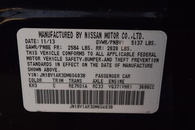 2013 Infiniti M37 4dr Sdn AWD Richmond Hill, New York 21