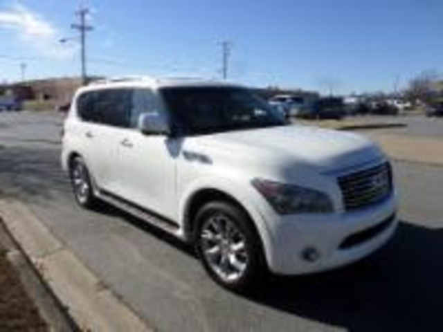 2013 Infiniti QX56 Come and visit us at oceanautosalescom for our expanded inventoryThis offer e