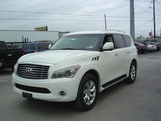 2013 Infiniti QX56 2WD San Antonio, Texas 1