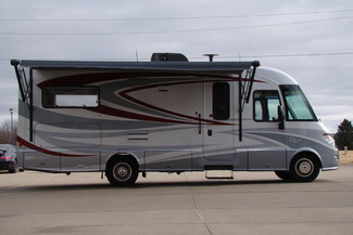 2013 Itasca Reyo M25T Mercedes Sprinter Bettendorf, Iowa 42