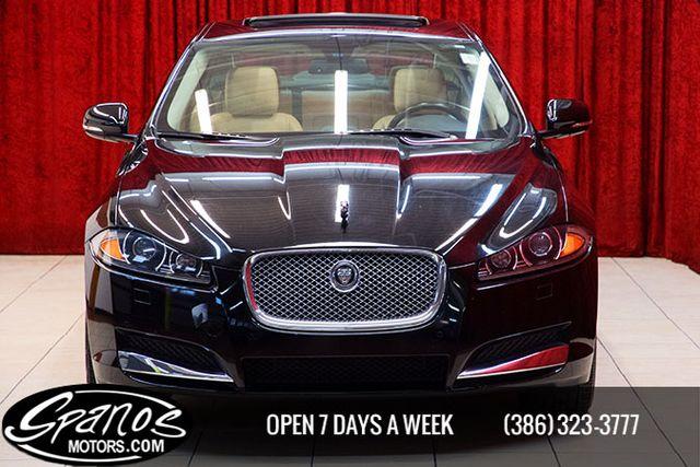 2013 Jaguar XF V6 RWD Daytona Beach, FL 3