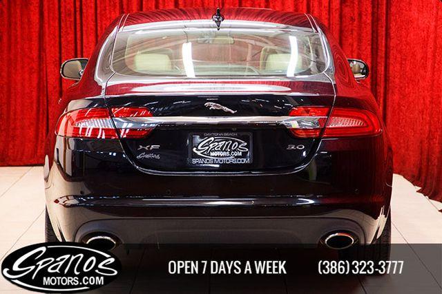 2013 Jaguar XF V6 RWD Daytona Beach, FL 4