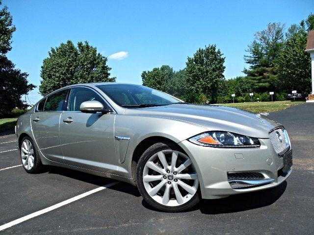 2013 Jaguar XF V6 AWD Leesburg, Virginia 1