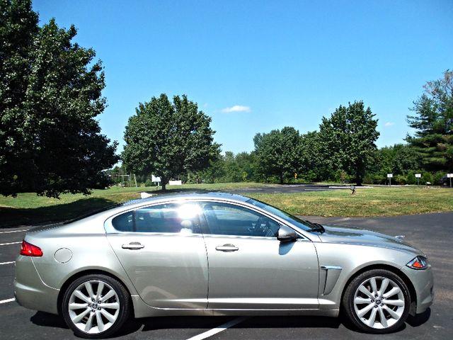 2013 Jaguar XF V6 AWD Leesburg, Virginia 4