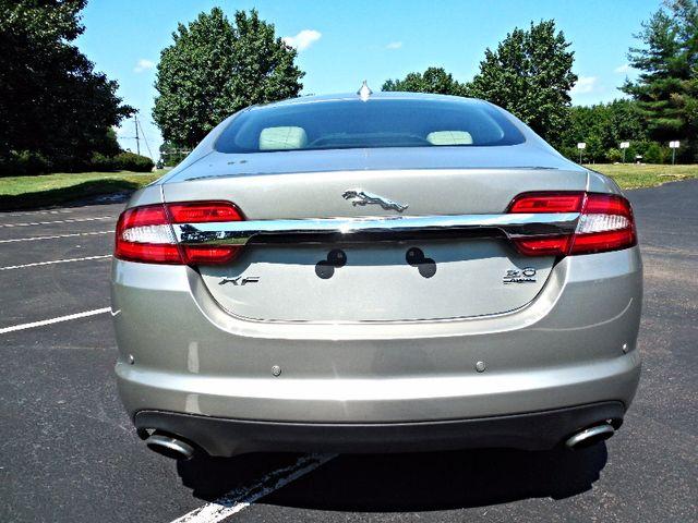 2013 Jaguar XF V6 AWD Leesburg, Virginia 7