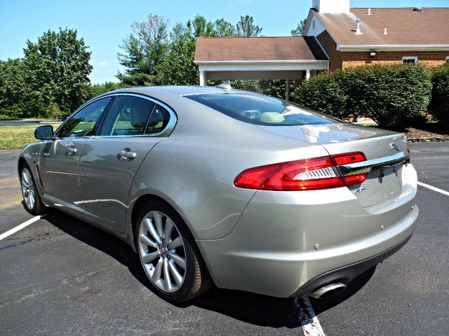 2013 Jaguar XF V6 AWD Leesburg, Virginia 2