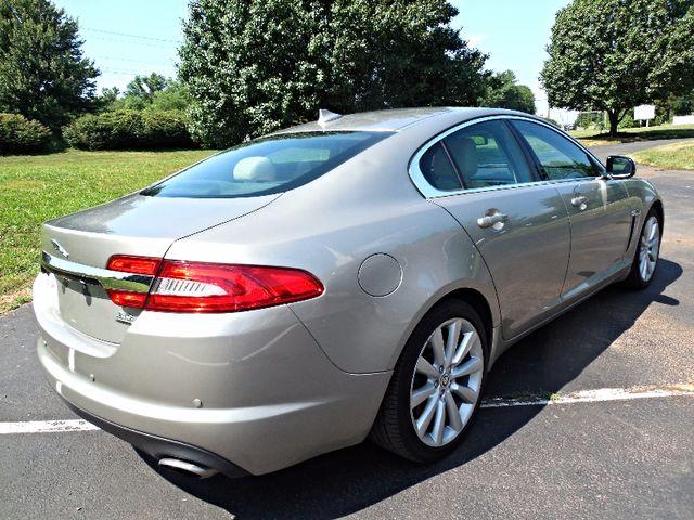 2013 Jaguar XF V6 AWD Leesburg, Virginia 3