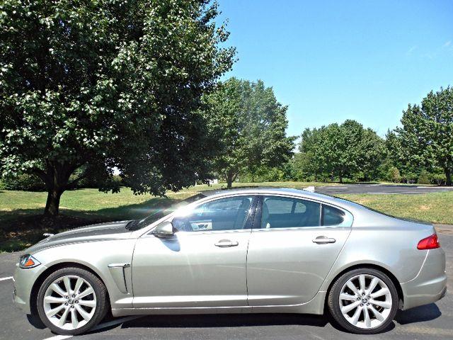 2013 Jaguar XF V6 AWD Leesburg, Virginia 5