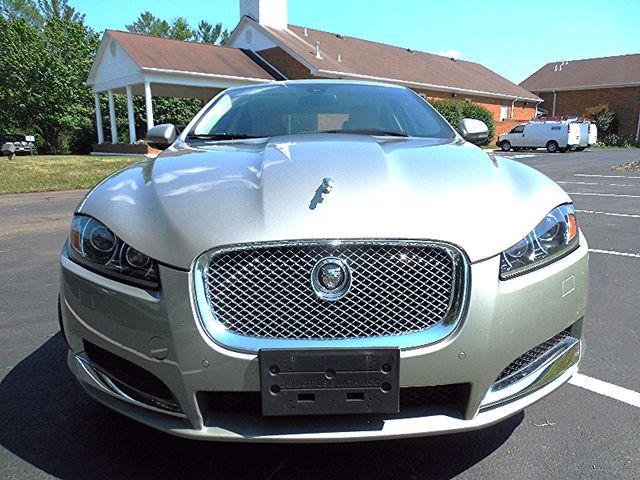 2013 Jaguar XF V6 AWD Leesburg, Virginia 6