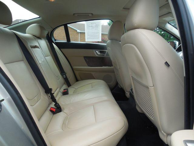 2013 Jaguar XF V6 AWD Leesburg, Virginia 10