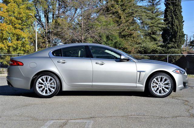 2013 Jaguar XF V6 RWD Reseda, CA 5