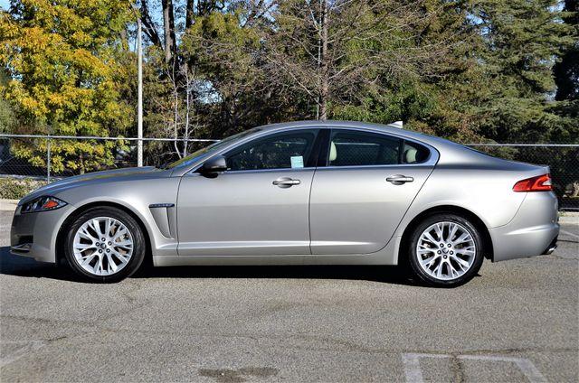 2013 Jaguar XF V6 RWD Reseda, CA 4