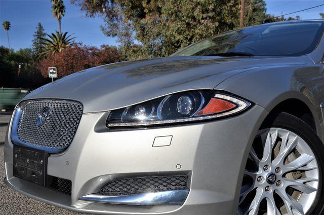 2013 Jaguar XF V6 RWD Reseda, CA 17