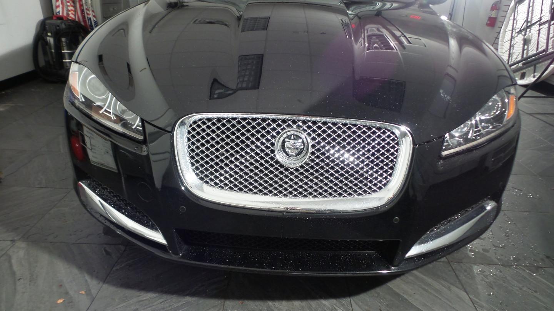 2013 jaguar xf v6 awd supercharged city virginia select automotive va. Black Bedroom Furniture Sets. Home Design Ideas