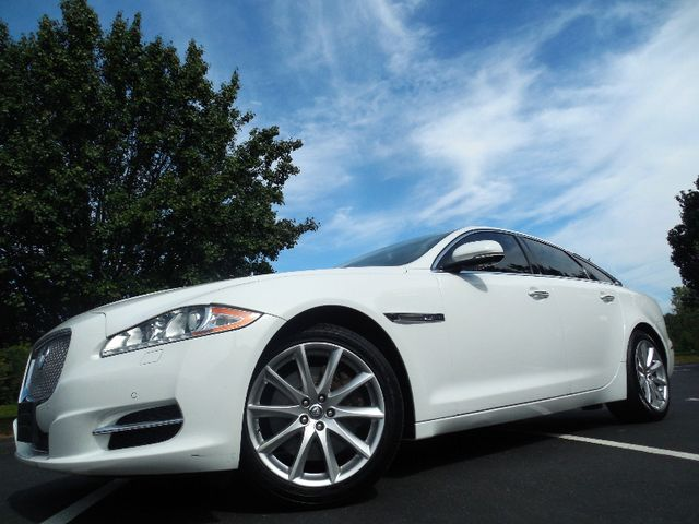 2013 Jaguar XJ Leesburg, Virginia 1