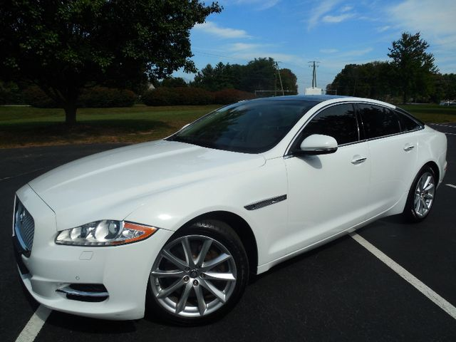 2013 Jaguar XJ Leesburg, Virginia 3